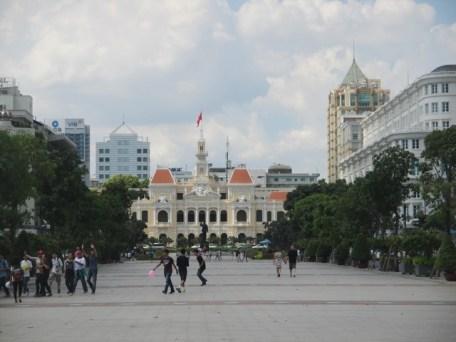 hôtel de ville Saigon