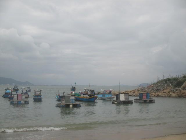 pêche à Vhu Nuc Quy Nhon