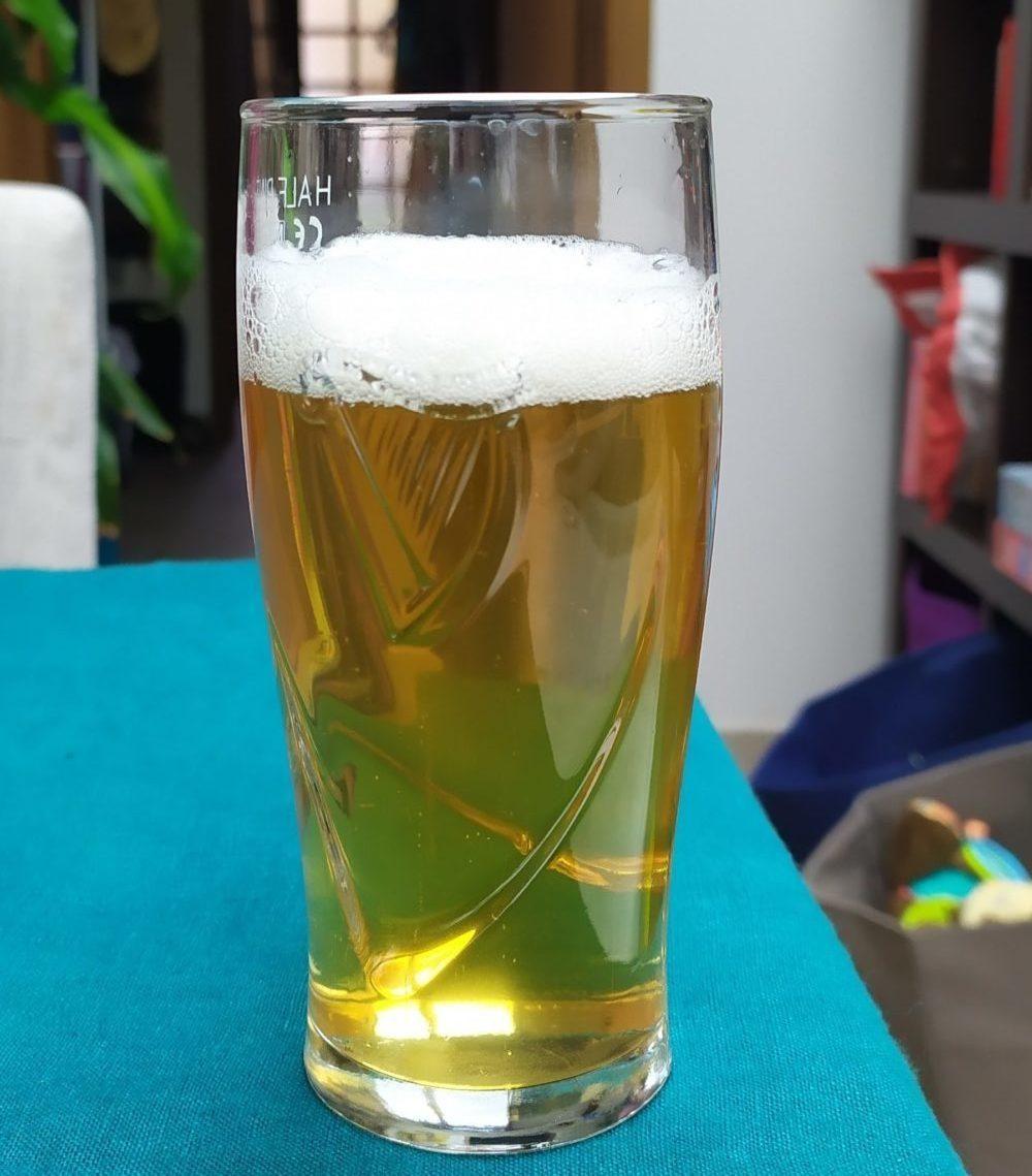 Recette Pale Ale houblon maison