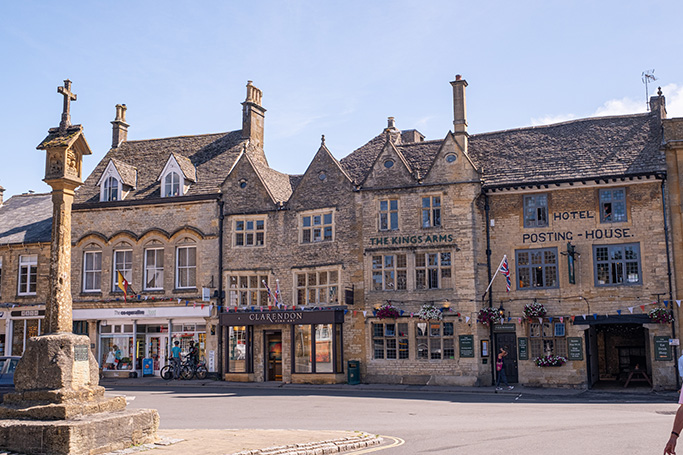 Stow on the Wold, Cotswolds