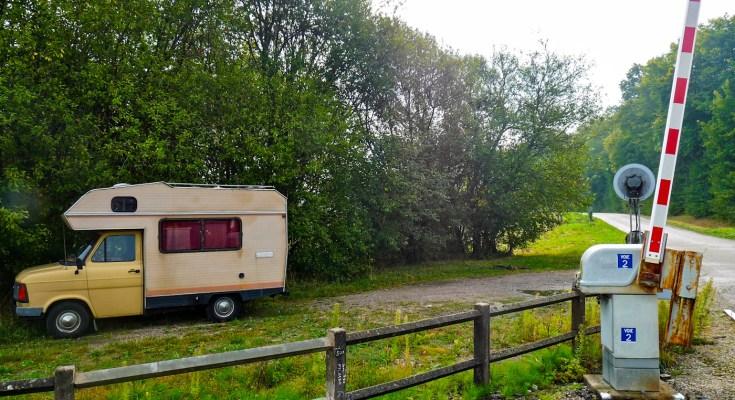 Photo TNT camping-car