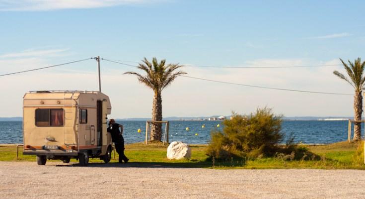 Photo camping-car Marignane