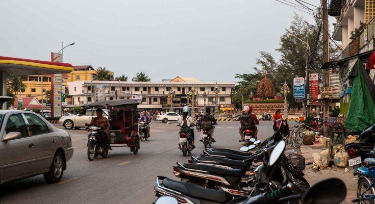 Photo ville Kampot