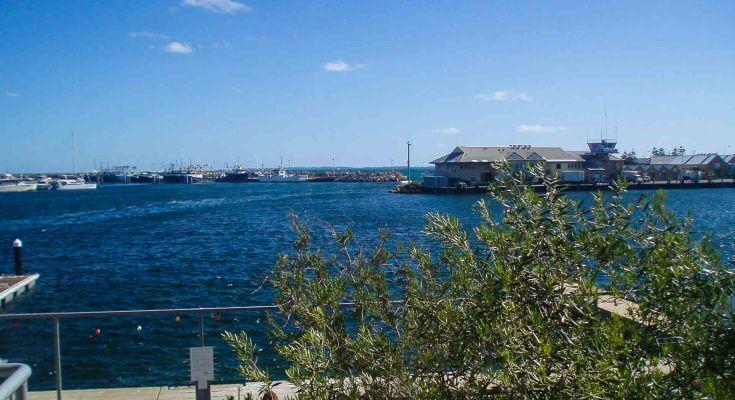 Photo port Fremantle