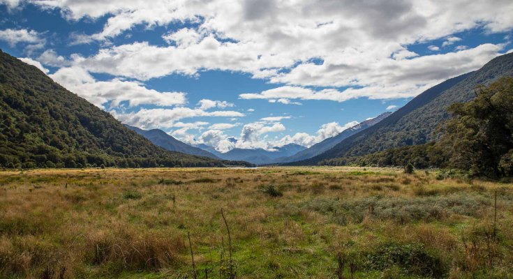 Photo vallée