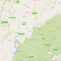 Jura-Map