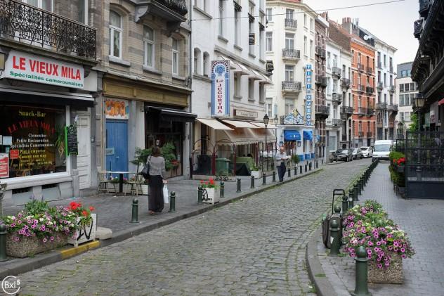 Marché Parvis St-Gilles - 023