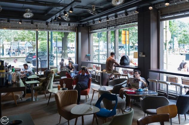 Café de la Presse - 009