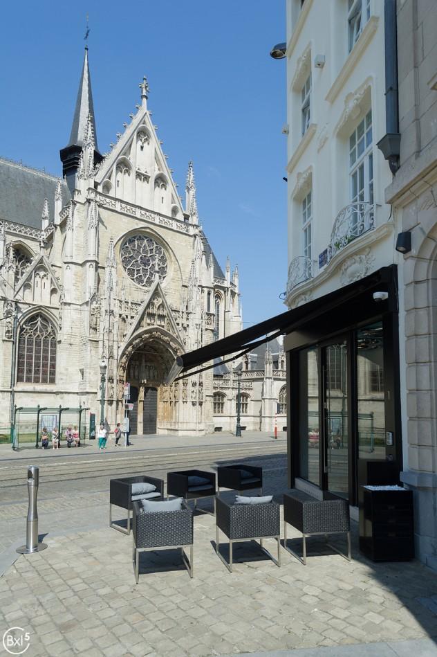 Le Café du Sablon - 009