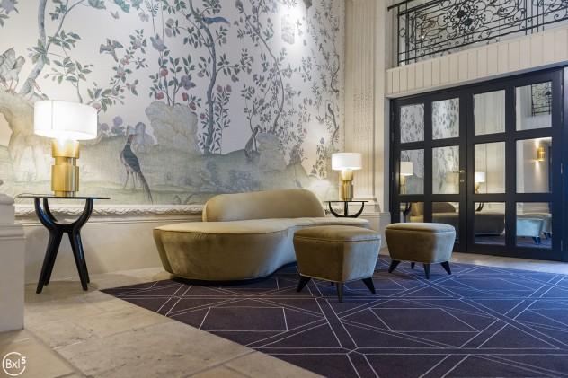Hôtel Barsey by Warwick - 005