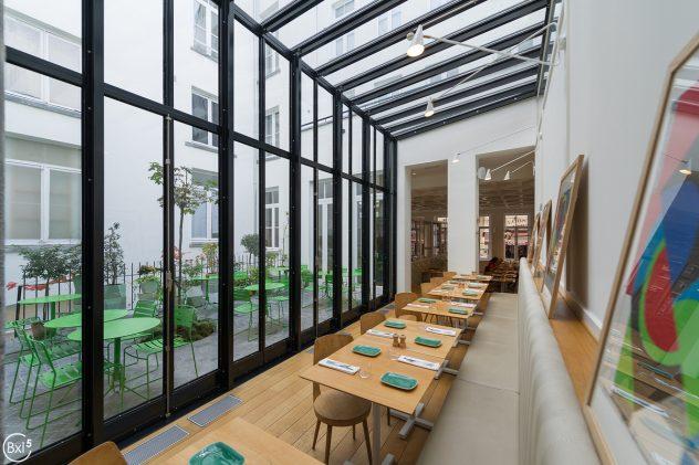 Restaurant le Comptoir des Galeries -012