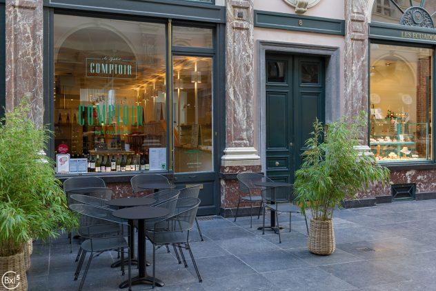 Restaurant le Comptoir des Galeries - 072