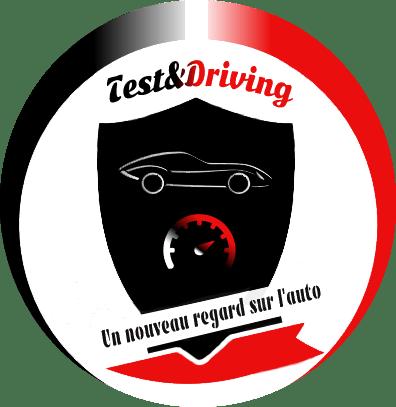 logo officiel TestAndDriving