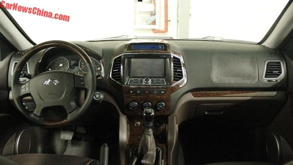 Kawei W1 SUV