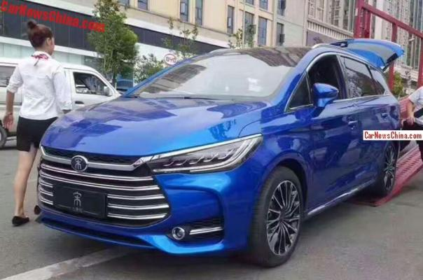 BYD Song Max