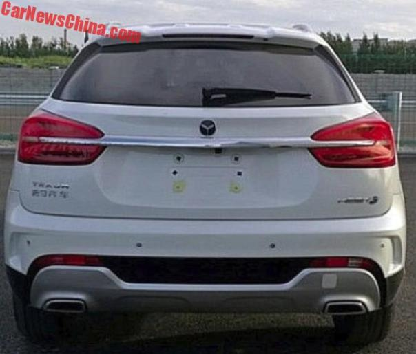 Meet The Zotye Traum MEET3 From China