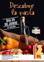 Evento Descubre la Pasta 2ª Edición