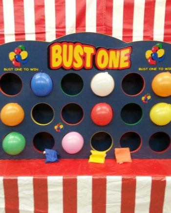 Bust One Carnival Game