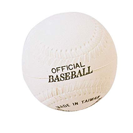 Rubber Covered Baseball