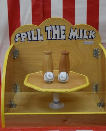 Spill the Milk Carnival Game