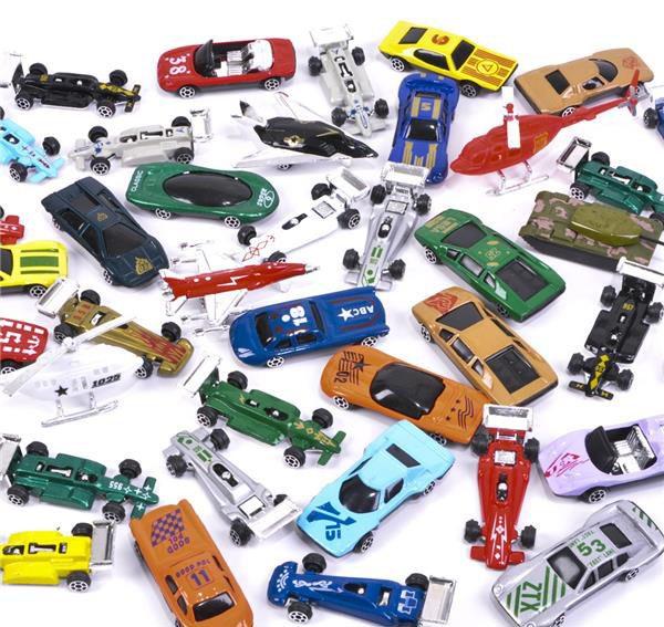50 Car Assortment