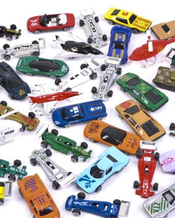 50 Car Assortment