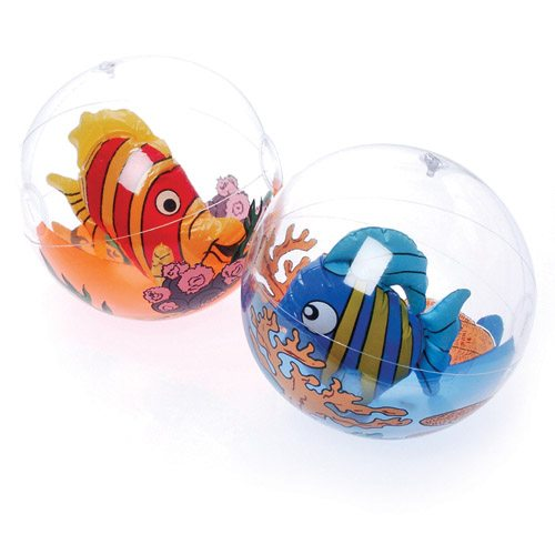Inflatable Fish Ball Carnival Prize