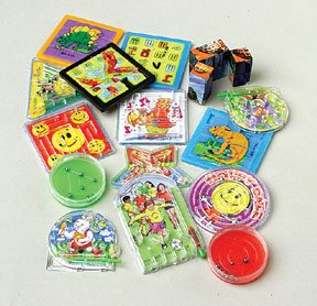Puzzle Assortment Carnival Prize