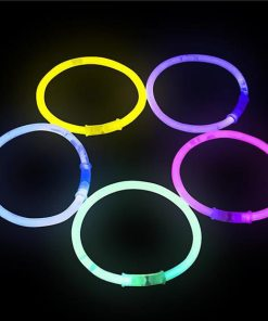 """8"""" Glo Bracelets Carnival Prize"""