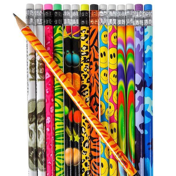 Pencil Assortment