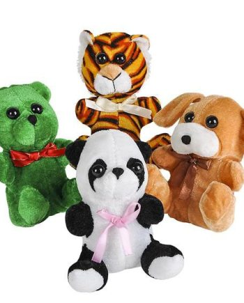 "6"" Plush Assortment"