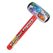 Racing Hammer Inflate Carnival Prize