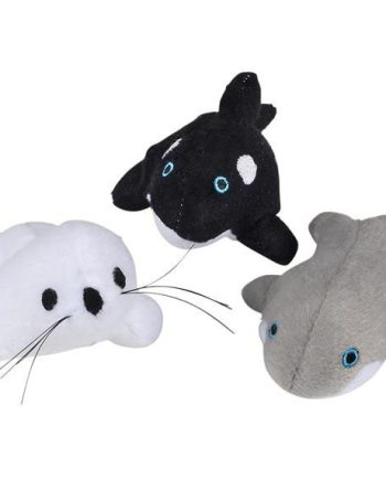 Sea Life Bean Bag Plush