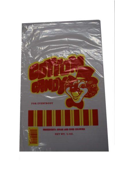 cotton candy bag
