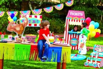 Backyard Carnival backyard carnivals - why everyone is having them.