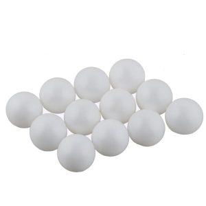 White Ping Pong Balls