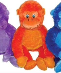 Furry Monkey Plush