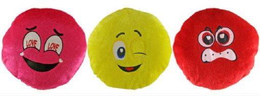 Mood Face Carnival Prize Plush