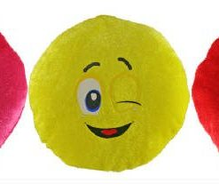 Mood Face Carnival Prize Plush