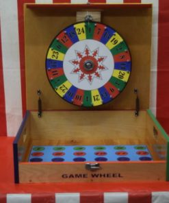 Game Wheel Case Game