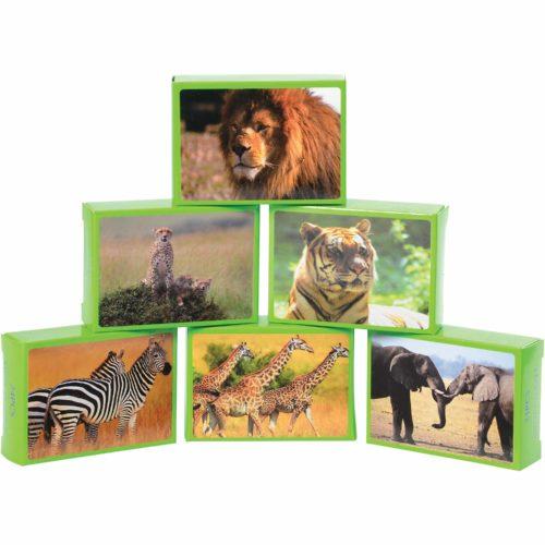 Wild Animal Jigsaw Puzzles Carnival Prize