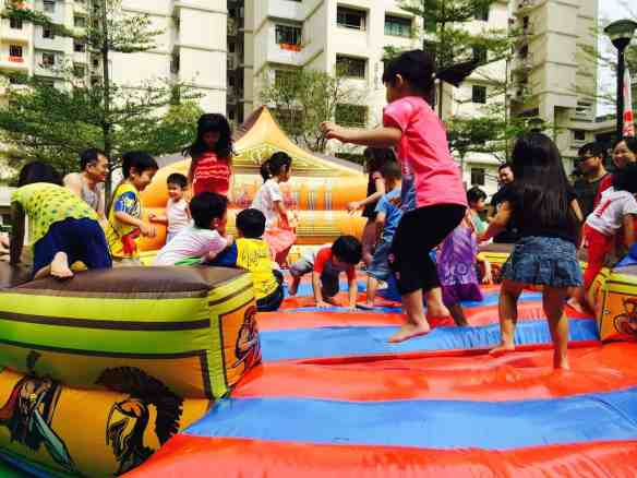 Bouncing Inflatable Singapore