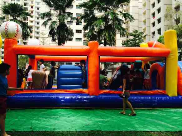 Bouncy Castle for rent Singapore