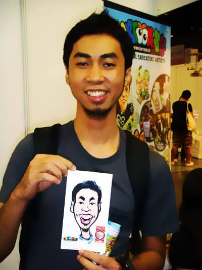 caricature-artist-singapore