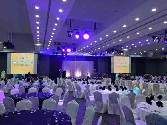 Singapore Event Management Service