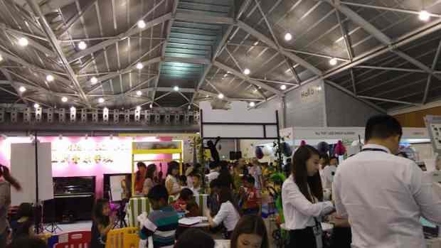 expo hall 6