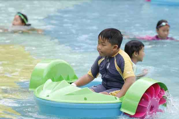 paddle-boat