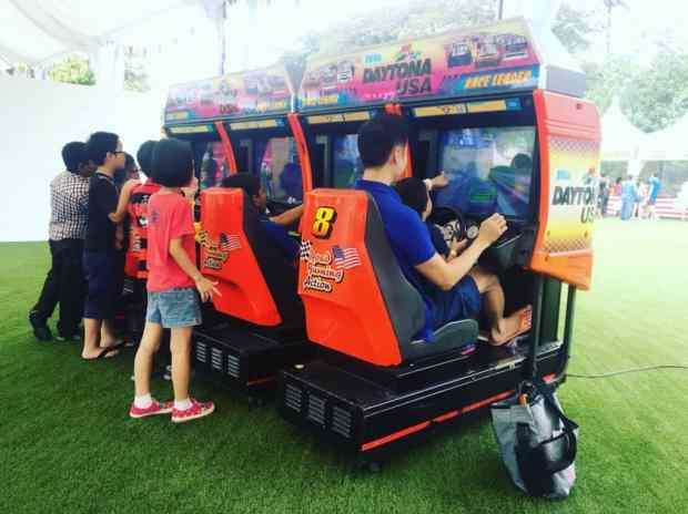daytona-arcade-machine-rental