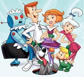 """Jetsons"" by http://www.hogwild.net/images/Misc/jetsons.jpg. Licensed under Fair use of copyrighted material in the context of List of Characters in The Jetsons via Wikipedia - http://en.wikipedia.org/wiki/File:Jetsons.jpg#mediaviewer/File:Jetsons.jpg"