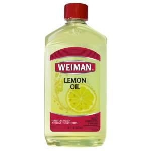 Homemade Tire Shine Ingredients Lemon Oil